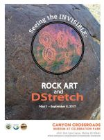 DStretch Exihibit at Canyon Crossroads Museum